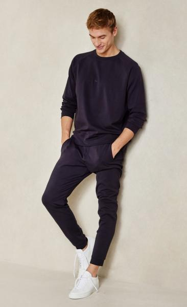 10Days The Perfect Sweater - Dark Grey Blue - 2