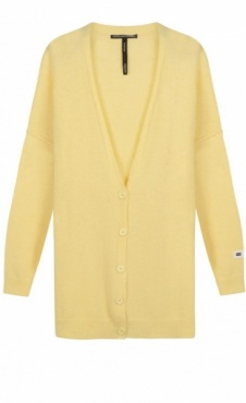 10Days Soft Knit Cardigan - Lemon