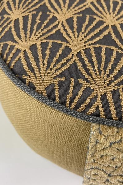 Meditation Cushion Golden Palms - 1