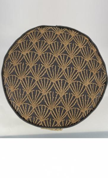 Meditation Cushion Golden Palms - 3