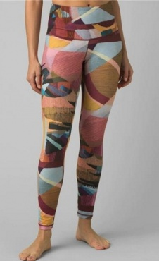 PrAna Kimble legging - Wine mix