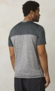 PrAna Colorblock Tee Hardesty - Grey - 2