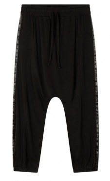 10Days Soft Suave Pants - Black