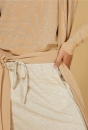 10Days Soft Suave Pants - Soft White Melee - 3