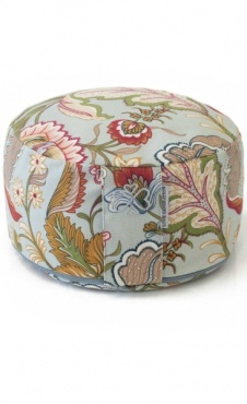 Love Generation Meditation Cushion - Tropical Flowers