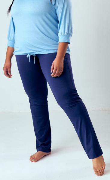321 Live Fast Pants Extra Long- midnight - 3