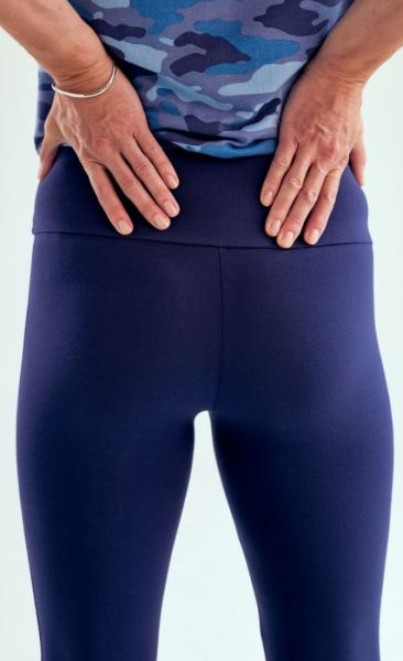 321 Asquith Flared Pants - Midnight - 3
