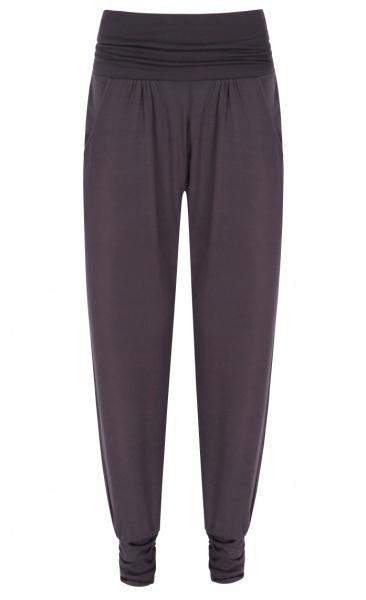Long Harem Pants - Pebble