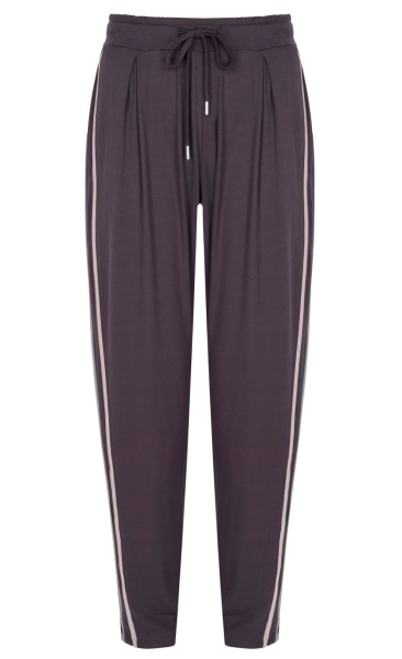Drawstring Pants - Pebble Blush