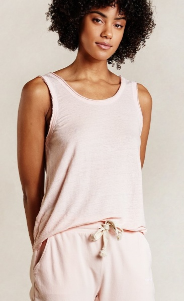 10Days The Linen Top - Soft Pink