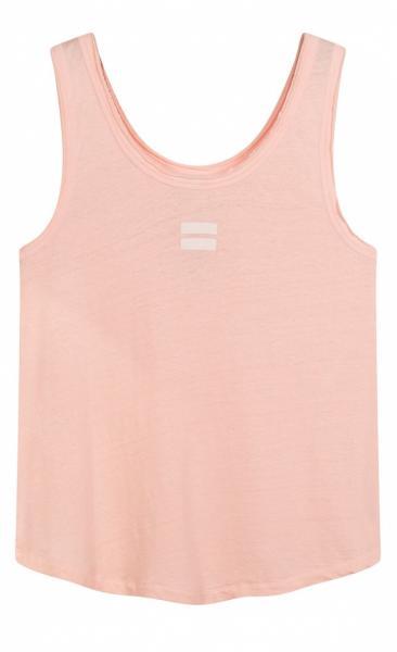 10Days The Linen Top - Soft Pink - 2