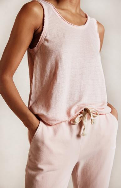 10Days The Linen Top - Soft Pink - 4