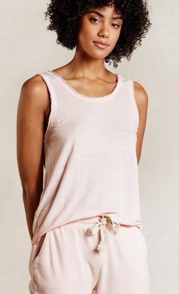 10Days The Linen Top - Soft Pink - 5