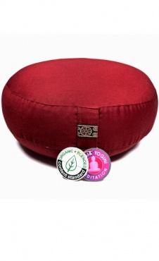 Meditation Cushion Basic Low - Red