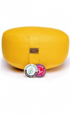 Meditation Cushion Basic - Sunbeam Yellow