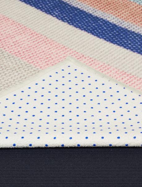 Linen Stripe Manduka Yoga Towel - 3