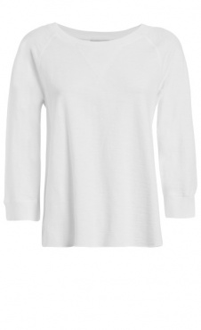 Easy Going Sweatshirt - White