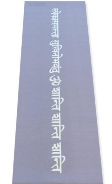 Love Generation Mantra Yoga Mat