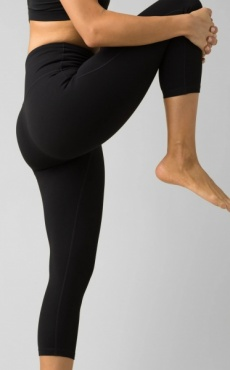 PrAna Transform Capri - Black