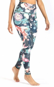 Clever Koi Recycled Yoga Leggings