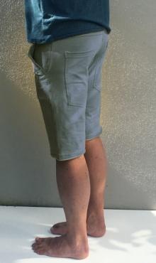Backside Shorts Sage