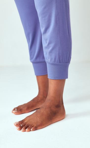 Asquith Crop Pant - Azure - 5