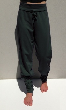 Anjali Yoga Pants - Deep Teal