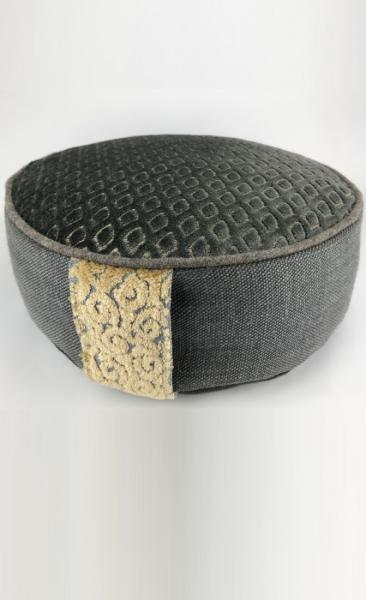 Meditation Cushion Black Pearl - 1