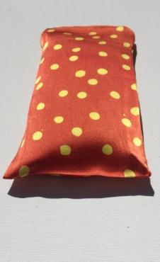 Eye Pillow Dot Red