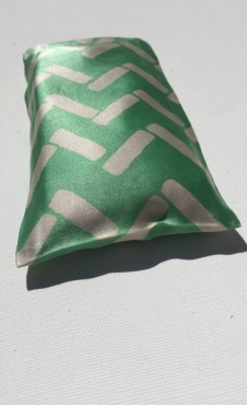Eye Pillow Back on Track Cool Green