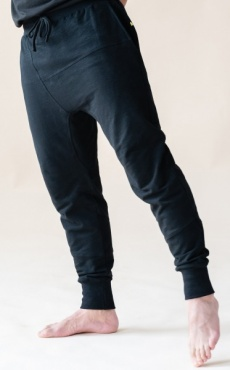 Mudra Pants Black