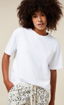 10Days Thick Short Sleeve Tee