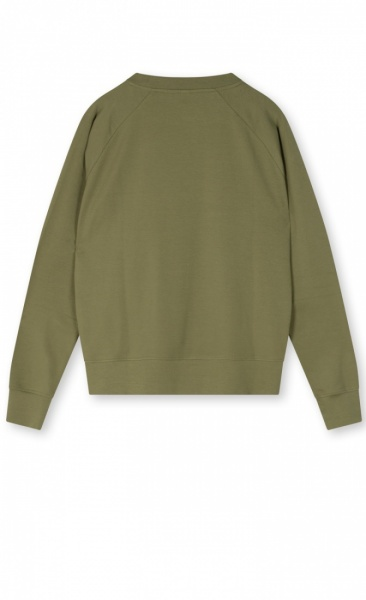 10Days The Perfect Sweater - Olive - 1