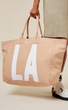 10Days Big LA Canvas Bag