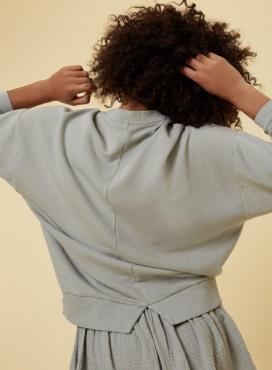 10Days V-Neck Sweater - Pistache