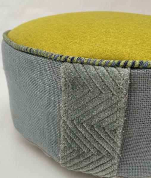 Meditation Cushion Golden Yuzu - 1