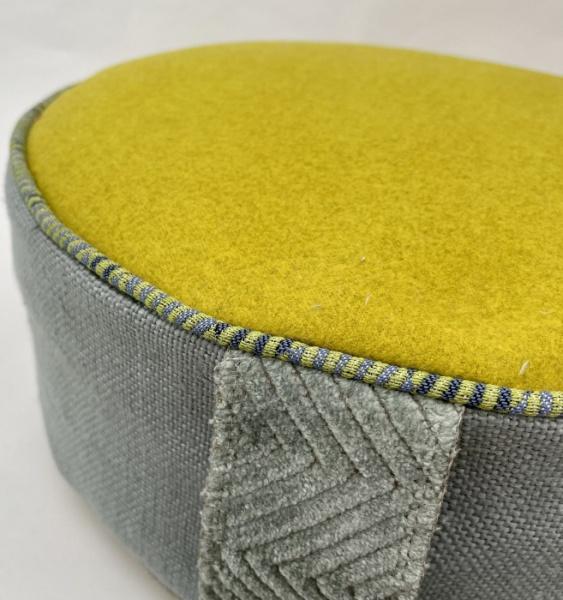 Meditation Cushion Golden Yuzu - 2