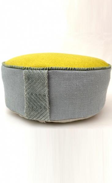 Meditation Cushion Golden Yuzu - 3