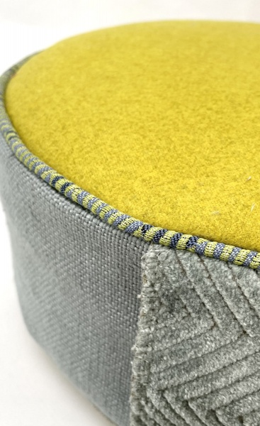 Meditation Cushion Golden Yuzu