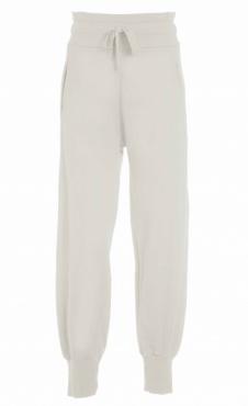Balloon Pants - Milk White