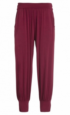 Harem Yoga Pants - Tango Red