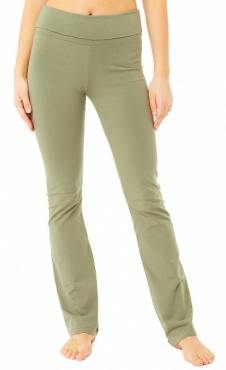 Classic Yoga Pants - Thyme