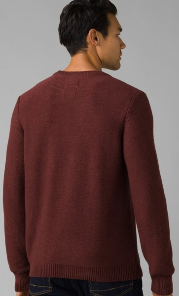 North Loop Sweater - Clove - 1