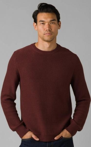 North Loop Sweater - Clove - 3