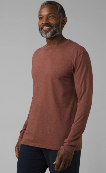 PrAna Longsleeve Shirt - Clove - 1