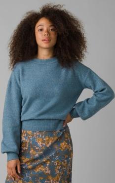 PrAna Azure Sweater Danish Blue