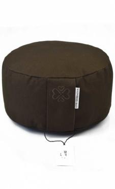 Love Generation Meditation Cushion Dark Chocolate