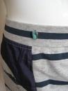 Active Shorts - Navy Stripes - 2