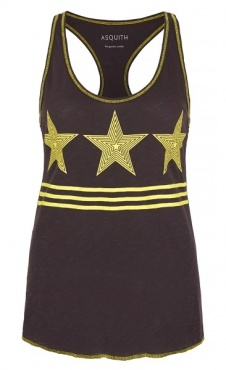 Warrior Racer Star Top