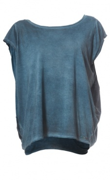 Sunny Shirt - Stonewash Blue